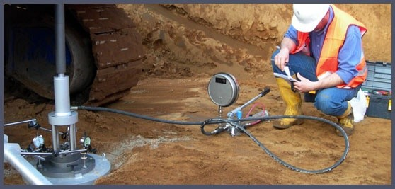 مطالعات ژئوتکنیک و مکانیک خاک